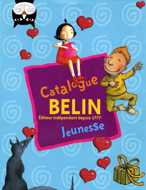 Catalogue Belin jeunesse